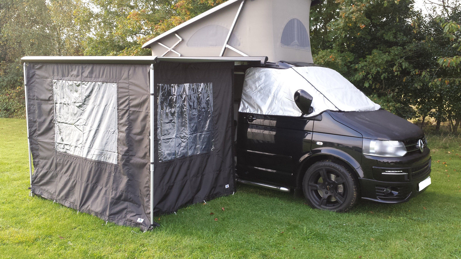 vw t4 t5 t6 camping room for dometic thule fiamma f45. Black Bedroom Furniture Sets. Home Design Ideas